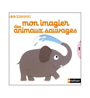 Kididoc Mon Imagier Des Animaux Sauvages